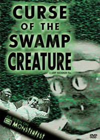 Curse of the Swamp Creature [1966]