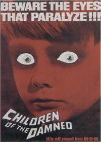 Le Village des damnés : Les Enfants Des Damnés [1964]