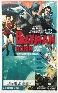 Batman and Robin [1949]