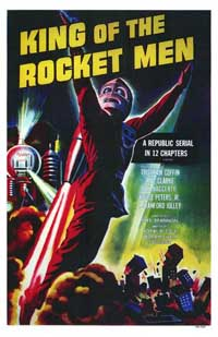 Rocketeer : King of the Rocket Men