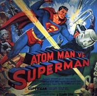 Atom Man versus Superman