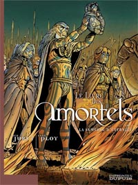 Le Livre des amortels : La Semeuse d'éternité #1 [2004]