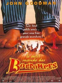 Le petit monde des Borrowers [1999]