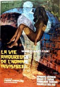 L'Horrible docteur Orloff : La Vie Amoureuse de l'Homme Invisible [1972]