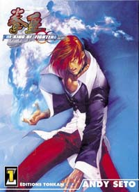 King of Fighters Zillion [#1 - 2003]