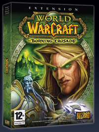 World of Warcraft : The Burning Crusade [2007]