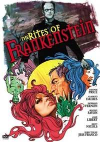 Les Expériences érotiques de Frankenstein [1972]
