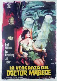 La Vengeance du docteur Mabuse [1973]