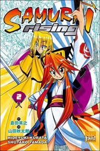 Samurai Rising [#2 - 2005]