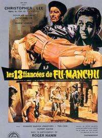 Les treize fiancées de Fu Manchu [1966]