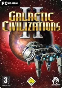 Galactic Civilizations II : Dread Lords - PC