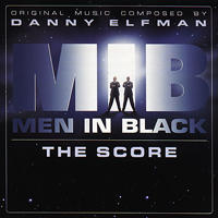 men in black score