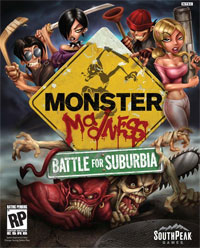Monster Madness : Battle for Suburbia : Monster Madness - PC