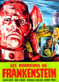Les Horreurs de Frankenstein [1971]