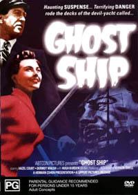 Le Vaisseau de l'angoisse : Ghost Ship [1953]