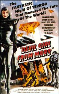 La Martienne diabolique [1955]
