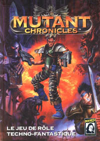 The Mutant Chronicles : Mutant Chronicles [1994]