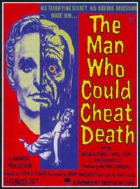 The Man Who Could Cheat Death [1960]