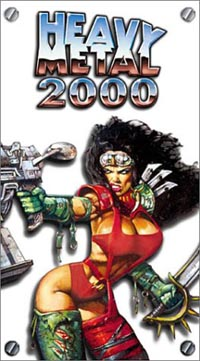 Métal Hurlant : Heavy Metal 2000 [#2 - 2000]