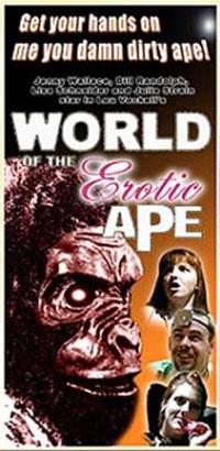 la Planète des Singes : World of the Erotic Ape