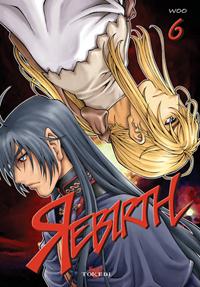 Rebirth #6 [2005]
