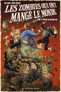 Les zombies qui ont mangé le monde : Popypop ne répond plus #3 [2006]