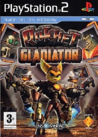 Ratchet & Clank : Ratchet : Gladiator #4 [2005]