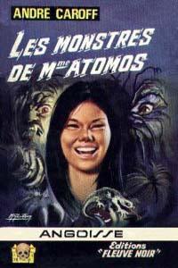 La saga de Mme. Atomos : Les Monstres de Mme Atomos [#9 - 1967]