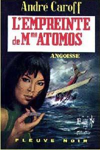 La saga de Mme. Atomos : L'Empreinte de Mme Atomos [#15 - 1969]