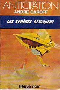 La saga de Mme. Atomos : Les Sphères Attaquent #18 [1979]