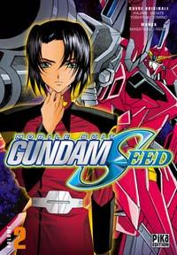 Mobile Suit Gundam : Gundam Seed [Tome 2 - 2005]