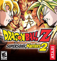 Dragon Ball Z Supersonic Warriors 2 [2006]
