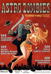 The Astro-zombies / Astrozombies : Astro-zombies [1970]