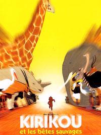 Kirikou et les bêtes sauvages [2005]