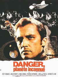 Danger planète inconnue