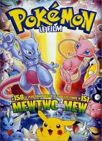 Pokémon : Mewtwo Contre Attaque [#1 - 2000]