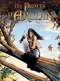 Les Princes d'Arclan : Olgo [#3 - 2006]