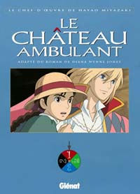 Le chateau ambulant, tome 1