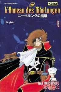 Albator : L'anneau des Nibelungen #8 [2005]
