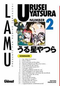Lamu : Urusei Yatsura, tome 2