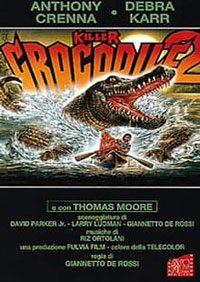 Killer Crocodile 2 [1990]