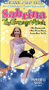 Sabrina, l'apprentie sorcière #1 [1996]