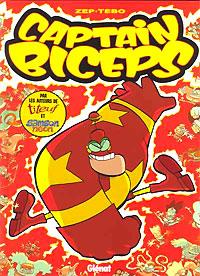 Captain Biceps : Le Redoutable #2 [2005]