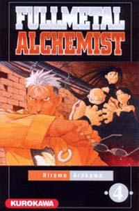 Fullmetal Alchemist [#4 - 2006]