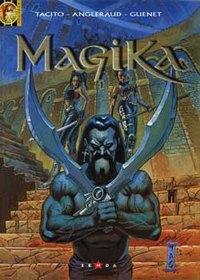 Magika : Big Bang Babylone #4 [2005]