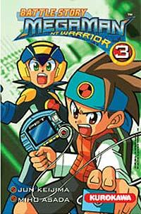 Mega Man : Megaman Net Warrior [#3 - 2006]