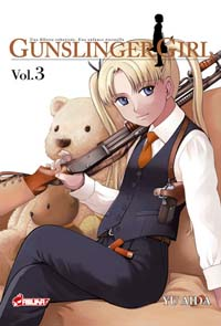 Gunslinger Girl #3 [2006]