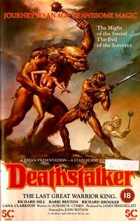 Deathstalker #1 [1984]