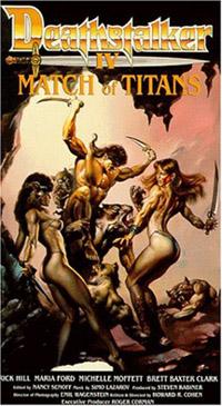 Deathstalker IV [#4 - 1992]