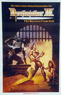 Deathstalker III #3 [1990]